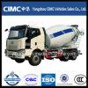 Faw 10cbm Concrete Mixer Truck