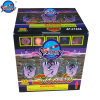 36 Shots Color Box Cake Fireworks for Europen Country