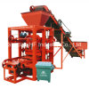 Qt4-26 Manual Concrete Cement Hollow Block Brick Making Machine for Produce Blocks
