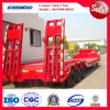 3 Axles Low Flatbed/ 40t Low Bed Semi Truck Trailer
