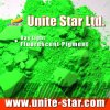 Day Light Fluorescent Pigment Green for Textile Printing Color Paste