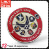 Customized Promotional Colorful Metal Coin