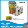 Indoor Soft Play House (QL-3016F)