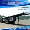 60tons Superlink Tandem Trailer/40FT Flatbed Container Semi Trailer