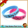 Debossed Silicone Bands Wristbands Bracelets (TH-05176)