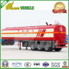 3 BPW Axles Air Suspension Fuel Tank Semi Trailer