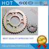 Transmission Kit Sprocket Kit for Rx150/Wave/Crypton/Ybr125/Skua150/Smash/Storm/Titan