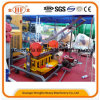 Qm4-45 Manual Small Egg Layer Mobile Concrete Hollow Block Making Machine