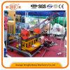 Qm4-45 Manual Small Egg Layer Mobile Concrete Hollow Block Making Machine