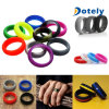 Comfortable Elegant Flexible Silicone Wedding Ring Men Women Rubber Band