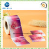 Custom Roll Printed Self Adhesive Sticker Label (jp-s182)