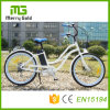 Woman Beach Ebikes 36V 350W Electric Bicycle Lady Beach Cruiser with Lithium Battery