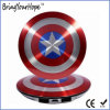 Captain America Shield Super Heros Design Power Bank 6000mAh (XH-PB-140)