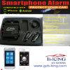 Quad-Band Smartphone Control GPS GSM Car Alarm System (GSM-630)