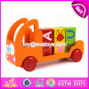 New Design Toddlers Loading Blocks Kids Wooden Toy Trucks W04A336