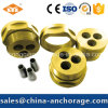 China Anchorage Low Retracting Anchorage for PC Strands