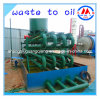 Newest Generation High Oil Yield 100% Safe Used Tyre Pyrolysis Oil Plant