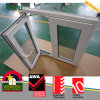 Energy Saving UPVC Outward Opening Casement Windows for House