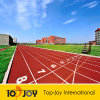 Prefabricated Rubber Athletic Running Track