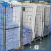 Insulated Galvanized Metal Storage Roll Wire Container