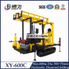 Core Sample Drilling Rig with Integrative Tower