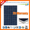 220W 156*156 Poly Silicon Solar Module with IEC 61215, IEC 61730
