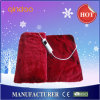 2016 New Design Soft Polyester Electric Throw Blanket