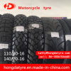 Manufacturers in China Motorcycle Tire/Motorcycle Tyre Tubeless Tyre 110/90-16 140/70-16