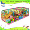 Kids Soft Playground with Slide and Ball Blower