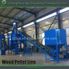 High Efficiency 1t Complete Wood Pellet Making Line for Fuel