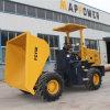 5 Ton 4*4 Wheel Drive Hydraulic Site Mini Dumper