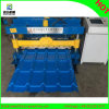 Automatic Hydrulic Step Roof Glazed Tile Roll Forming Machine/ Roofing Tile Making Machine
