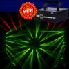 150MW Rain Green Laser Light for Party and Family Home Using
