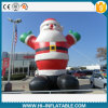 Hot Sale Christmas Use Inflatable Santa Claus Decoration