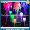 Custom Made Florid LED Lighted Inflatable Jellyfish Balls Balloon for Event, Party Decoration