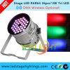36PCS*3W RGB Tri LED PAR 64 Ce, RoHS for LED Stage Lighting