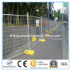 Portable Steel Temporary Fence, Metal Fence, Wire Mesh Fence