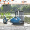 Gfs-A2-High Pressure Water Jet Cleaner com Multifunctional Spray Gun