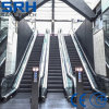 Glass Balustrade Slim Type Escalator