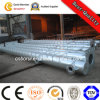 Galvanized Street LED Lighting Pole