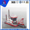 2017 New Design Rotary Boom/Rotary Bucket Dredger for River/Gold Mining Industry