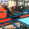 Automatic Galvanized Wire Mesh Welding 3D Wall Panel Machine