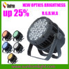Outdoor LED Stage PAR Light 24X18W RGBWA+UV