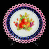 Customized Porcelain Ceramic Fruit Plates Crafts Gifts Home Decoration