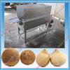 Factory Price Coconut Husk Crusher Trimming Machine