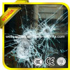 6.38-39.52mm Clear / Colored Bulletproof/Bullet Proof Glass for Sale with CE / ISO9001 / CCC