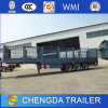 China Supplier 3 Axles Enclosed Cargo Semi Trailer
