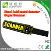 Hand-Held Metal Detector with Rechargeable Battery and Charger (SVMD3003B1)