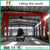 Box-Type Crane10t Gantry Crane Hoist Goliath Crane