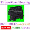 Noise Reduction 15mm Rubber Floor Crossfit Rubber Mat